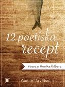 12 poetiska recept