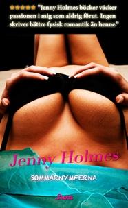 Sommarnymferna (e-bok) av Jenny Holmes