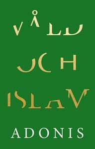 Våld och islam (e-bok) av Adonis