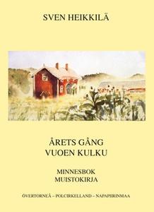 Årets gång (e-bok) av Sven Heikkilä