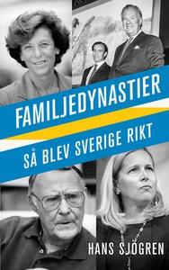 Familjedynastier (e-bok) av Hans Sjögren