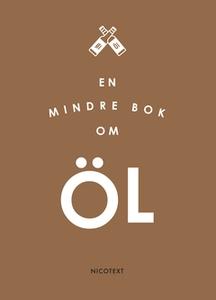 En mindre bok om öl (Epub3) (e-bok) av Nicotext