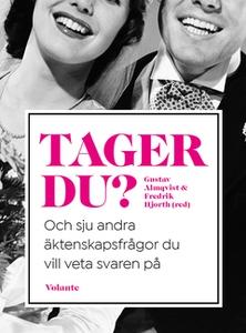 Tager du? (e-bok) av Gustav Almqvist, Fredrik H