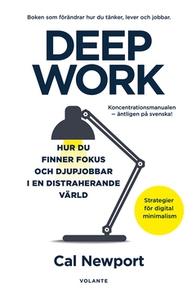 Deep work (e-bok) av Cal Newport