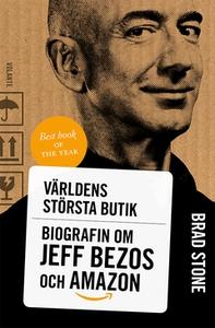 Världens största butik (e-bok) av Brad Stone