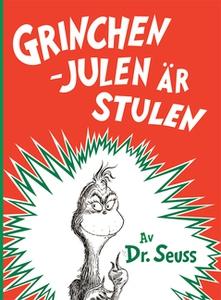 Grinchen (e-bok) av Dr. Seuss, Theodor Seuss