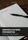 Ordning och reda för kreativa