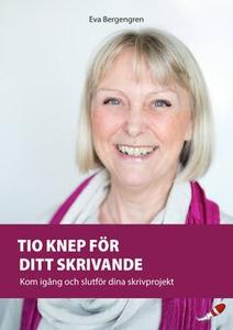 Tio knep för ditt skrivande (e-bok) av Eva Berg
