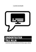 Undertexter till alla