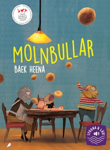 Molnbullar (e-bok) av Baek Heena