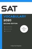 SAT Test Vocabulary 2020 Second Edition