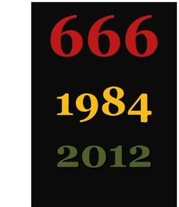 666 1984 2012 (e-bok) av Bo Pettersson