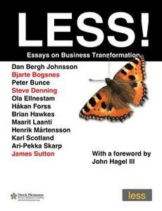 LESS! (e-bok) av Bjarte Bogsnes, Peter Bunce, B