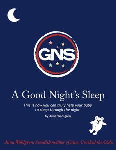 A Good Night's Sleep (e-bok) av Anna Wahlgren