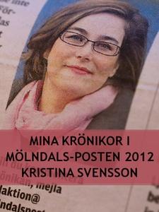 Mina krönikor i Mölndals-Posten (e-bok) av Kris