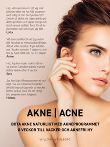 AKNE | ACNE – Bota akne naturligt med akneproga