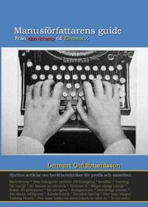 Manusförfattarens guide (e-bok) av Lennart Guld