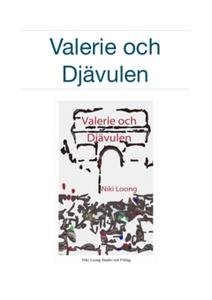 Valerie och Djävulen (e-bok) av Niki Loong