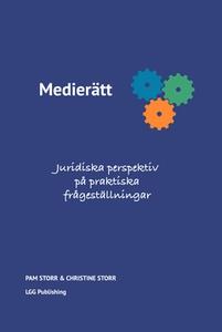 Medierätt (e-bok) av Pam Storr, Christine Storr