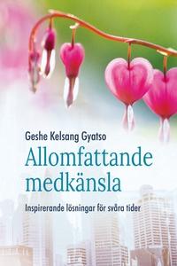 Allomfattande medkänsla (e-bok) av Kelsang Gyat