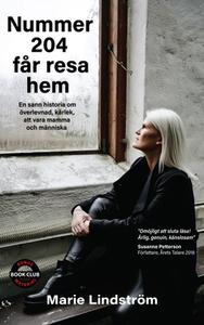 Nummer 204 får resa hem (e-bok) av Marie Lindst