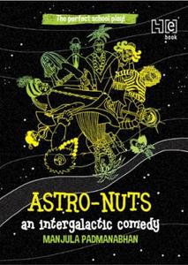 Astro-Nuts (ebok) av Manjula Padmanabhan
