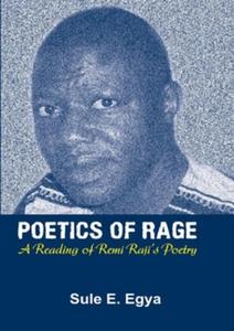Poetics of Rage (e-bok) av E. Egya