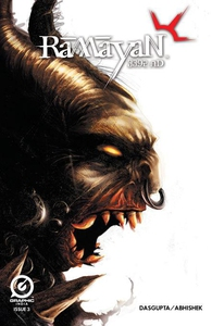 RAMAYAN 3392 AD (Series 1), Issue 3 (e-bok) av