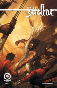 THE SADHU (Series 1), Issue 4 (e-bok) av Gotham