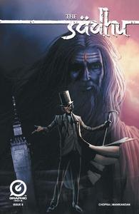 THE SADHU (Series 1), Issue 8 (e-bok) av Gotham