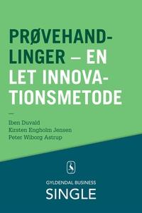 Prøvehandlinger (e-bog) af Iben Duval