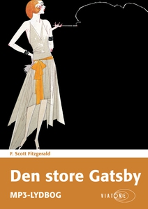 Den store Gatsby (lydbog) af F. Scott