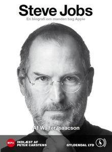 Steve Jobs (lydbog) af Walter Isaacso