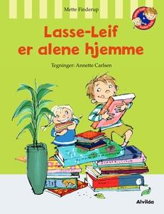 Lasse-Leif er alene hjemme (e-bog) af