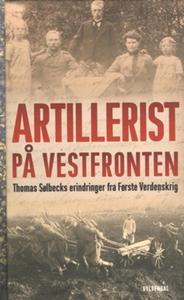 Artillerist på Vestfronten (e-bog) af