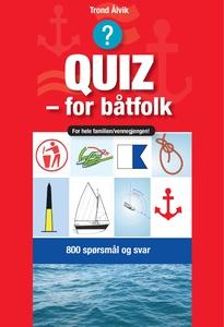 Quiz - for båtfolk (ebok) av Trond Ålvik