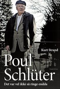 Poul Schlüter (e-bog) af Kurt Strand