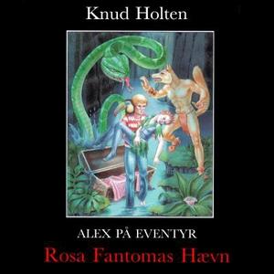Rosa Fantomas Hævn (lydbog) af Knud H