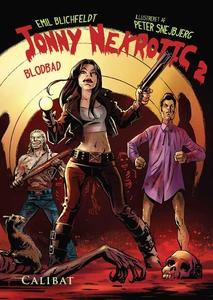 Jonny Nekrotic #2: Blodbad (e-bog) af