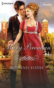 Brødrenes kvinne (ebok) av Mary Brendan