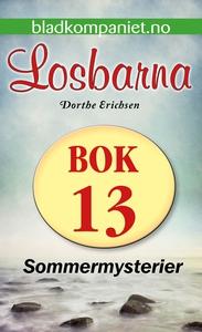 Sommermysterier (ebok) av Dorthe Erichsen