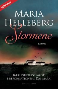 Stormene (lydbog) af Maria Helleberg