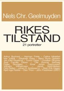 Rikes tilstand (ebok) av Niels Chr.  Geelmuyd