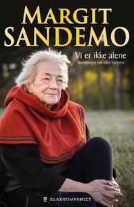 Vi er ikke alene (ebok) av Margit Sandemo