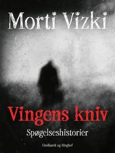 Vingens kniv: Spøgelseshistorier (e-b