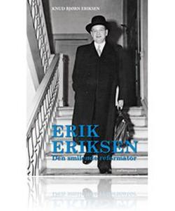 Erik Eriksen (e-bog) af Knud Bjørn Er