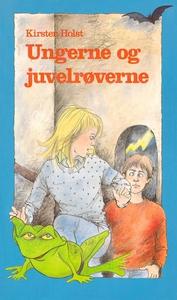 Ungerne og juvelrøverne (e-bog) af Ki