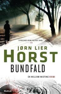 Bundfald (lydbog) af Jørn Lier Horst