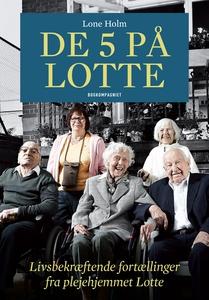 De fem på Lotte (e-bog) af Lone Holm