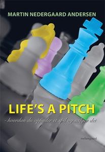 Life's a Pitch (e-bog) af Martin Nede